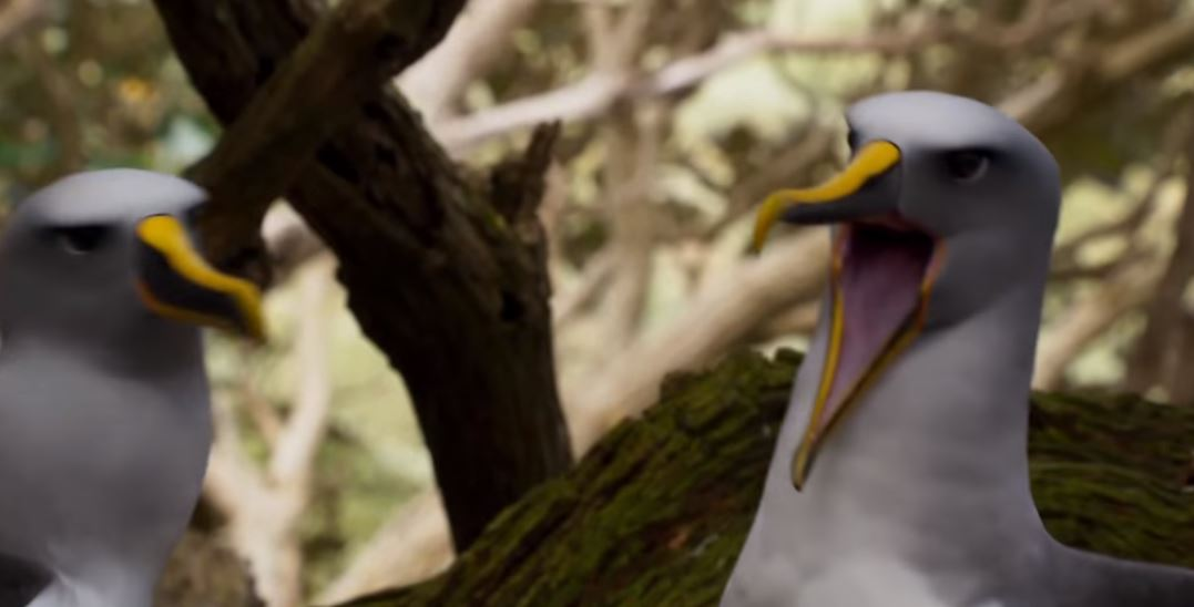 Someone's dubbed Planet Earth 2 footage with human screams and it'll have you laughing in seconds