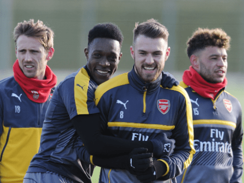 Watch: Aaron Ramsey sends Danny Welbeck back to Manchester United with outrageous nutmeg