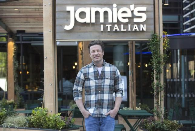 Brexit has been tough on Jamie's restaurant business (Picture: REX/Shutterstock)
