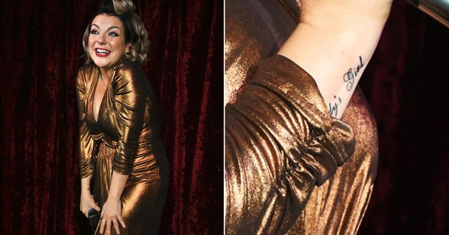 Sheridan Smith Returns To Spotlight And Shows Off Daddy S Girl