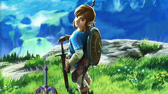 The Legend Of Zelda: Breath Of The Wild - cheaper than it was