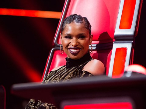 The Voice UK: Jennifer Hudson is your new favourite person on TV, apparently