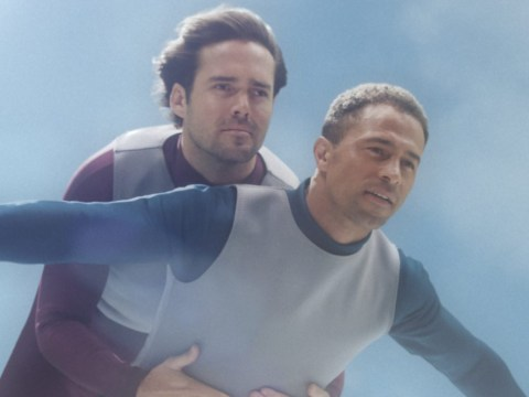 Spencer Matthews and Louis Smith are flying without wings in the hilarious trailer for The Jump