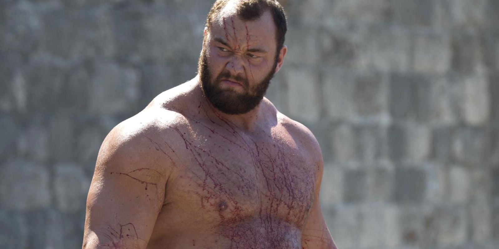 Watch Game Of Thrones' The Mountain try to set a world record in washing machine throwing