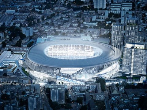 Tottenham fans and players blown away by virtual reality glimpse of new stadium