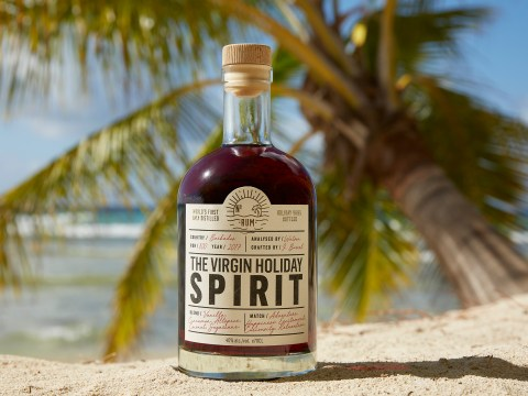 Win 1 of 5 bottles of limited edition 'Holiday Spirits' rum