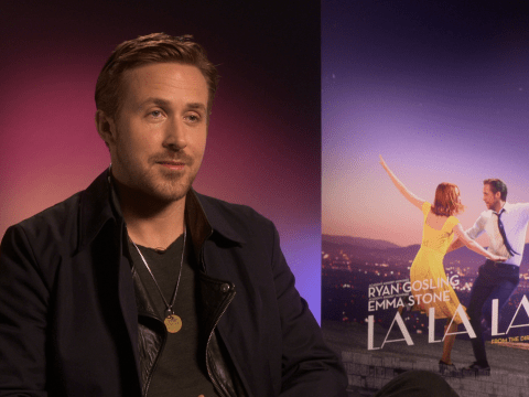 Ryan Gosling reacts to THAT Ryan Reynolds and Andrew Garfield kiss