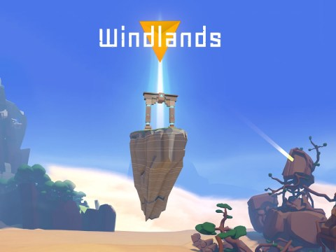 Windlands PSVR review – VR veterans only