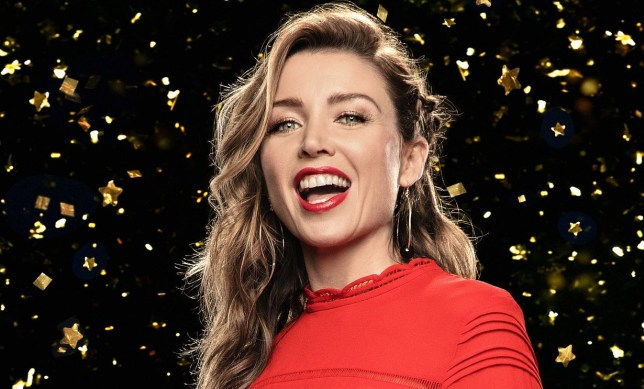WARNING: Embargoed for publication until 00:00:01 on 03/01/2017 - Programme Name: Let It Shine - TX: n/a - Episode: Let It Shine - Generics (No. n/a) - Picture Shows: Dannii Minogue - (C) BBC - Photographer: Matt Holyoak