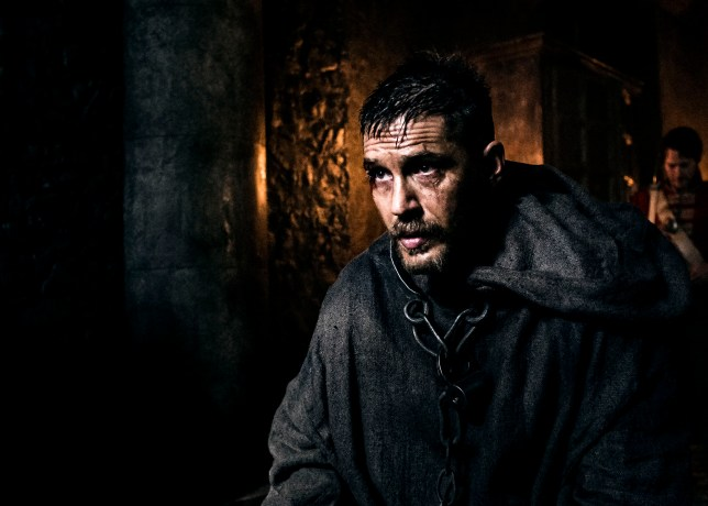 WARNING: Embargoed for publication until 00:00:01 on 21/02/2017 - Programme Name: Taboo - TX: 25/02/2017 - Episode: Taboo - Ep 8 (No. n/a) - Picture Shows: James Delaney. James Delaney (TOM HARDY) - (C) Scott Free Prods - Photographer: Scott Free Prods