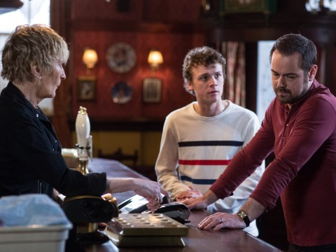 EastEnders spoilers: Shirley Carter has a shocking plan to keep Mick out of prison