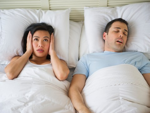 If you live with a snorer then you are a hero among humans
