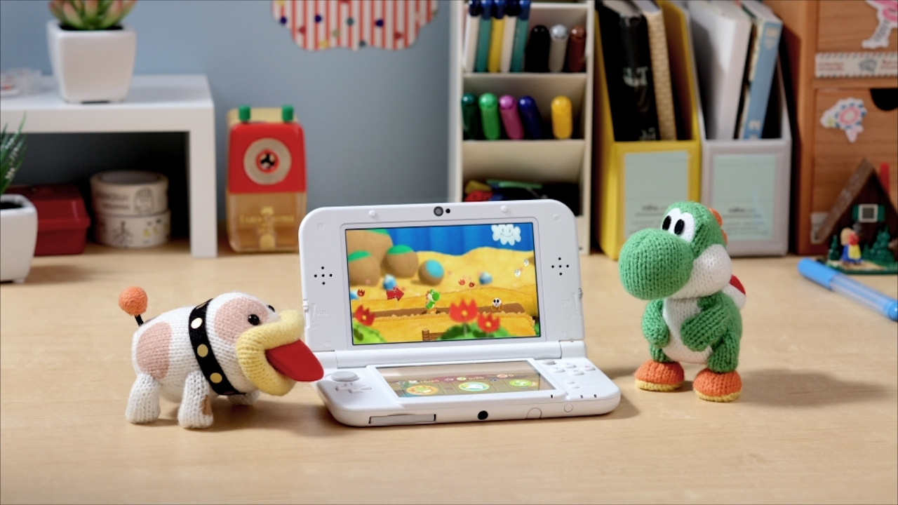 Poochy & Yoshi's Woolly World review – doggone cute