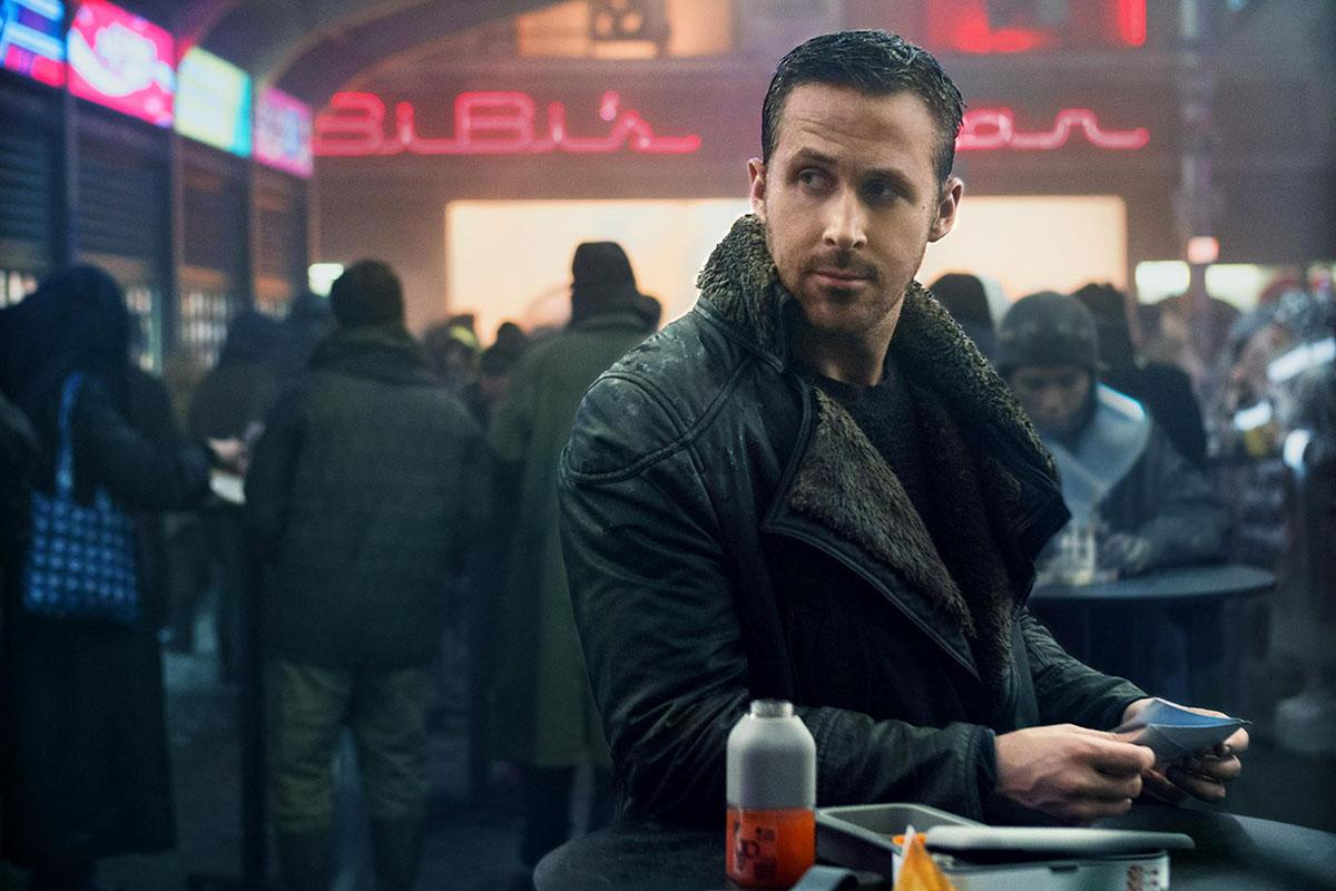 The future looks bleak with Ryan Gosling in new pictures from Blade Runner: 2049 Credit: Warner Bros./Facebook/Blade Runner 2049