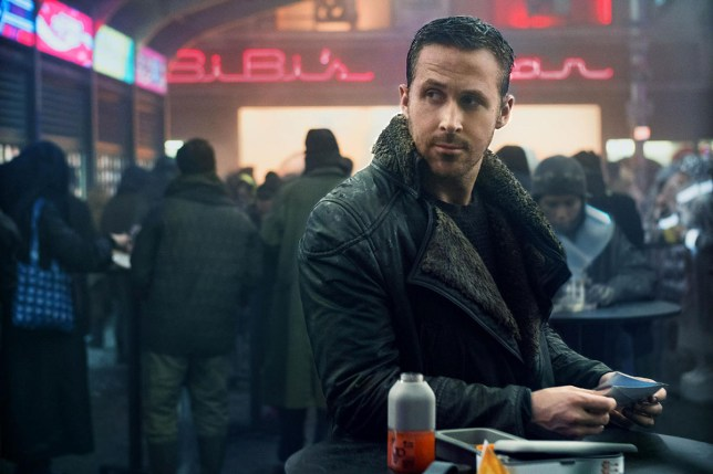 The future looks bleak with Ryan Gosling in new pictures from Blade Runner: 2049 Credit: Warner Bros./Facebook/Blade Runner 2049