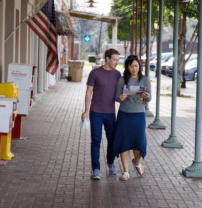 Restaurant bosses order staff to not to speak to Facebook boss Mark Zuckerberg