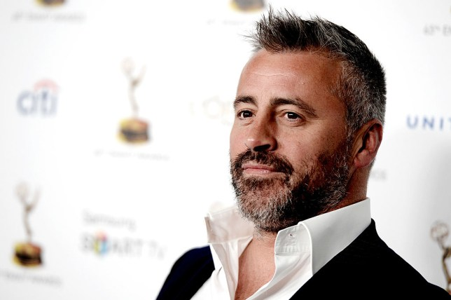 Matt LeBlanc dines on horse penis in the new series of Top Gear (Picture: Kevin Winter/Getty Images)