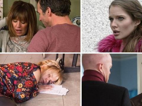 25 soap spoilers: Emmerdale sex showdown, Coronation Street returns, EastEnders crisis, Hollyoaks prison shock