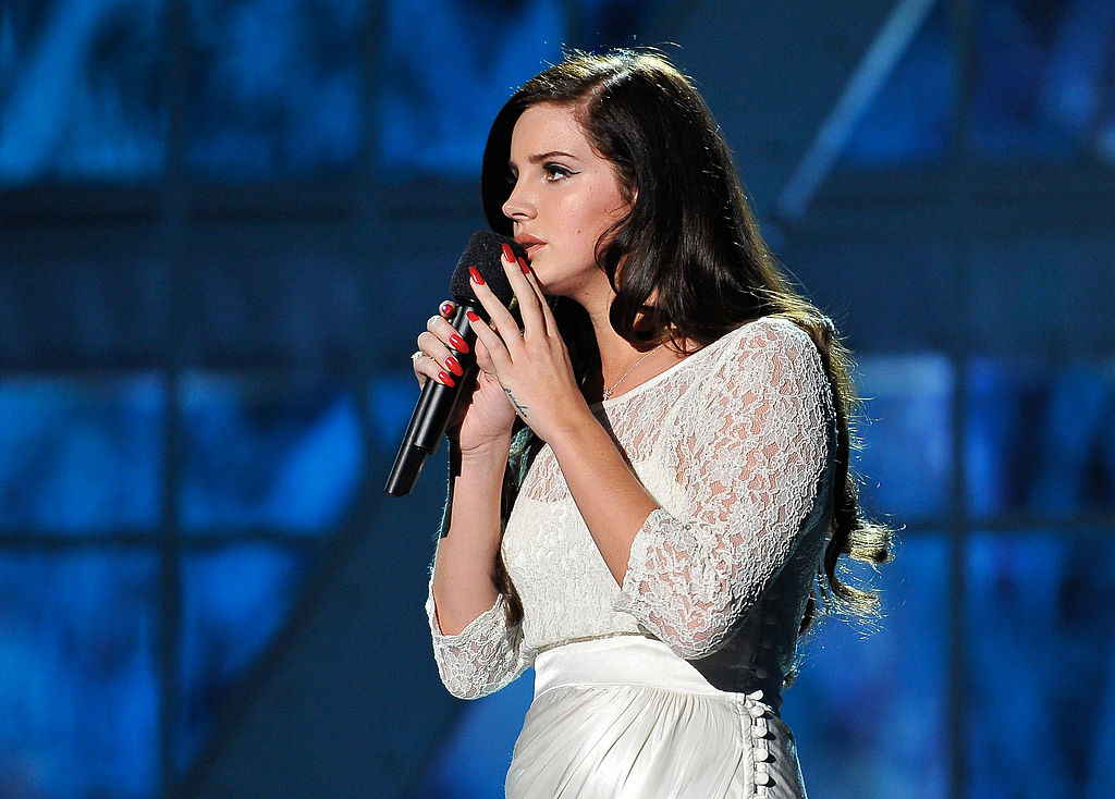 Lana Del Rey has released her new song and it is messing with people's emotions