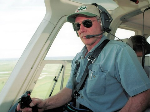 Harrison Ford 'sparks FAA investigation after flying his plane right over Boeing 747 and landing in wrong place'