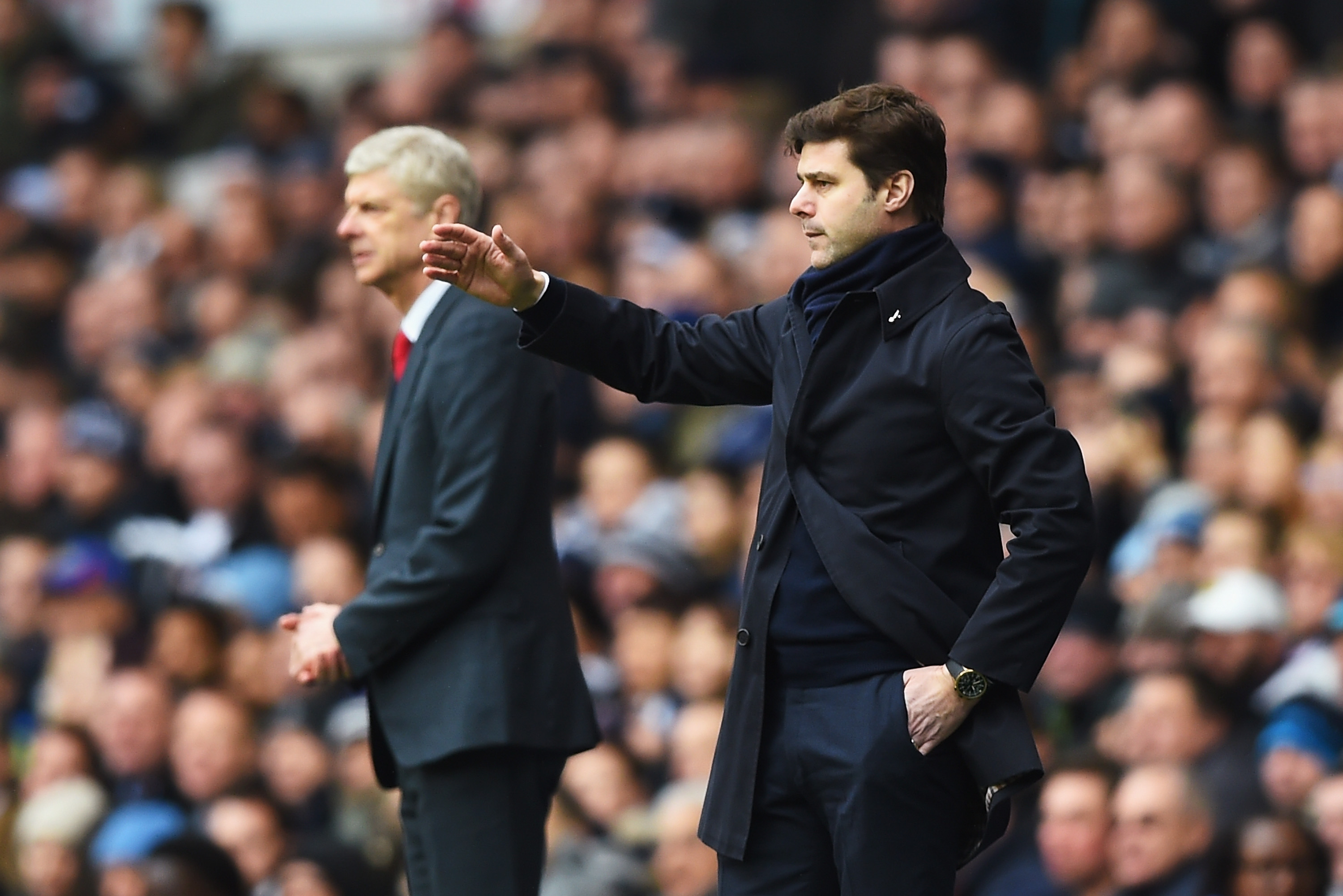 Tottenham need to finish above Arsenal, says former Spurs star Jermaine Jenas