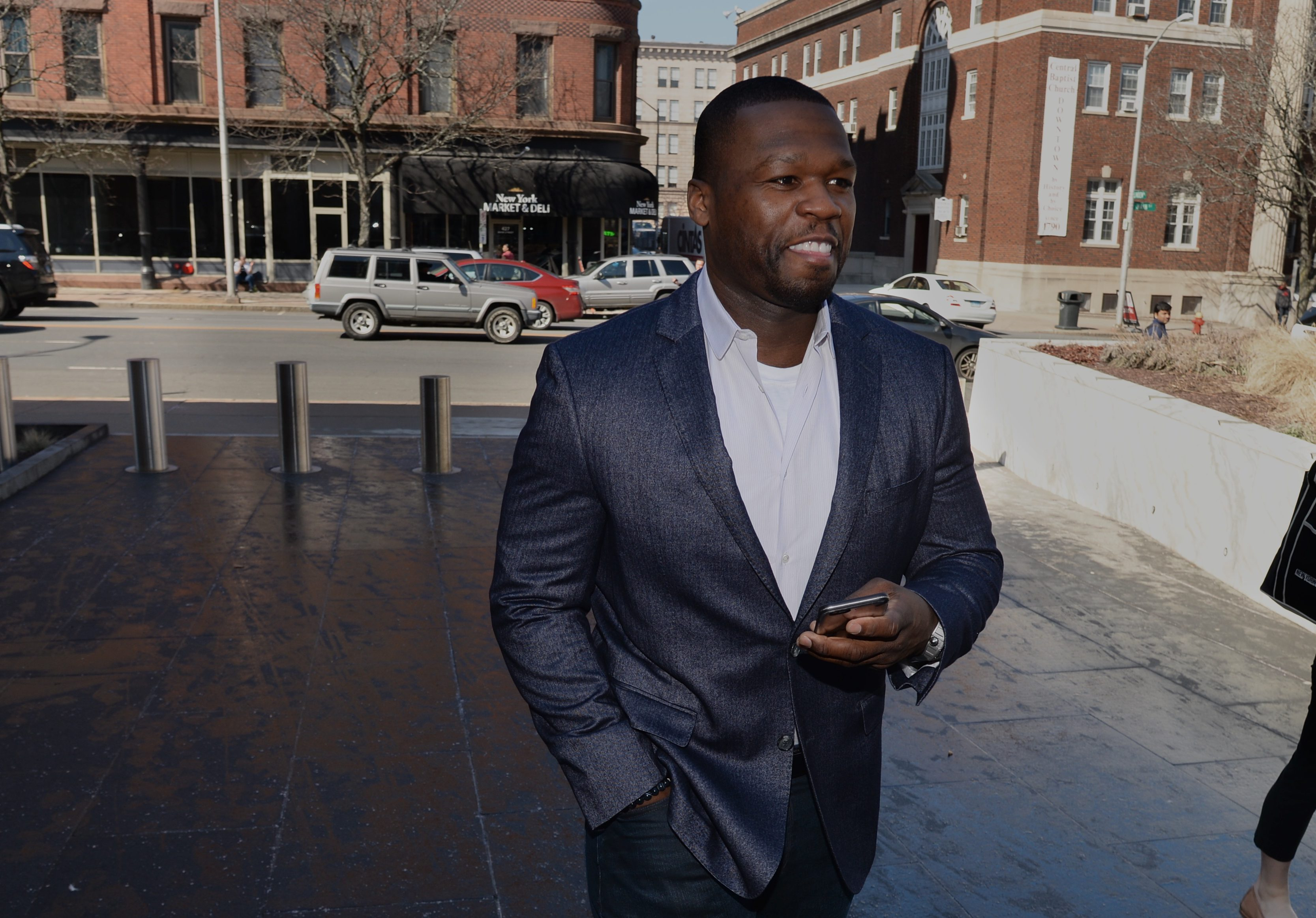 50 Cent suing former lawyers for $32 million after losing sex tape case