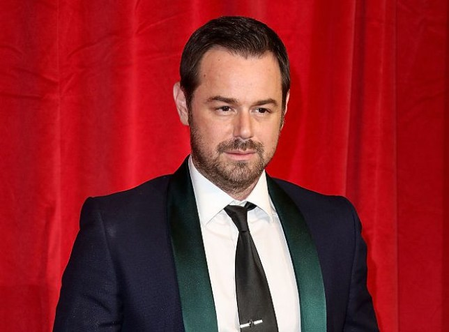 Danny Dyer's struggles have been well documented (Picture: Mike Marsland/Mike Marsland/WireImage)