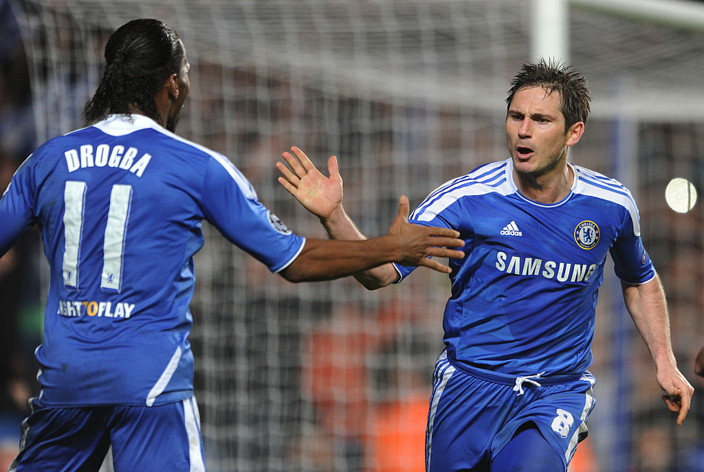 Romelu Lukaku selects fantasy five-a-side team – Chelsea players past and present dominate