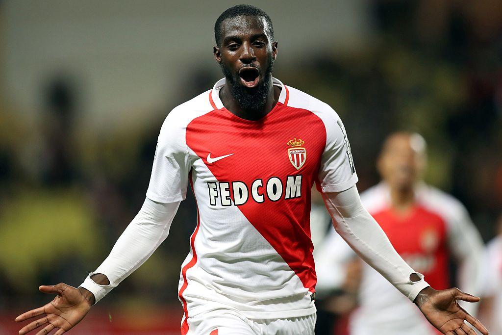 Monaco star Tiemoue Bakayoko £35million transfer to Chelsea on verge of completion