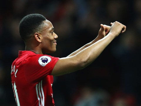Manchester United's Anthony Martial must emulate Arsenal legend Thierry Henry, says Gary Neville