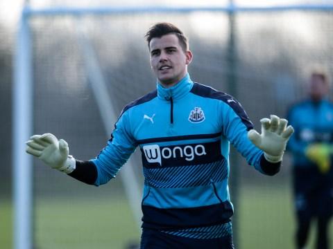 Chelsea target £8 million summer deal for Newcastle stopper Karl Darlow