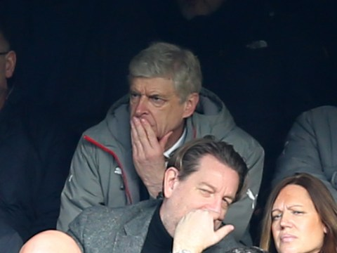 Arsenal boss Arsene Wenger 'angry and disappointed' after Chelsea defeat