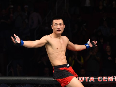Chan Sung Jung brutally knocks out Dennis Bermudez after three-year absence due to military service