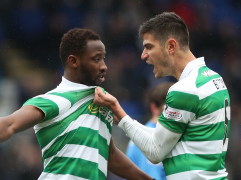 Celtic striker Moussa Dembele not listening to talk linking him with Chelsea