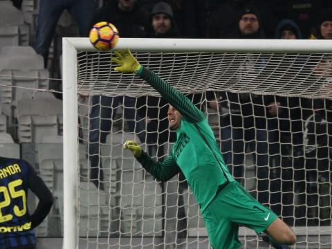 Liverpool target Inter Milan Samir Handanovic to become club's new No.1