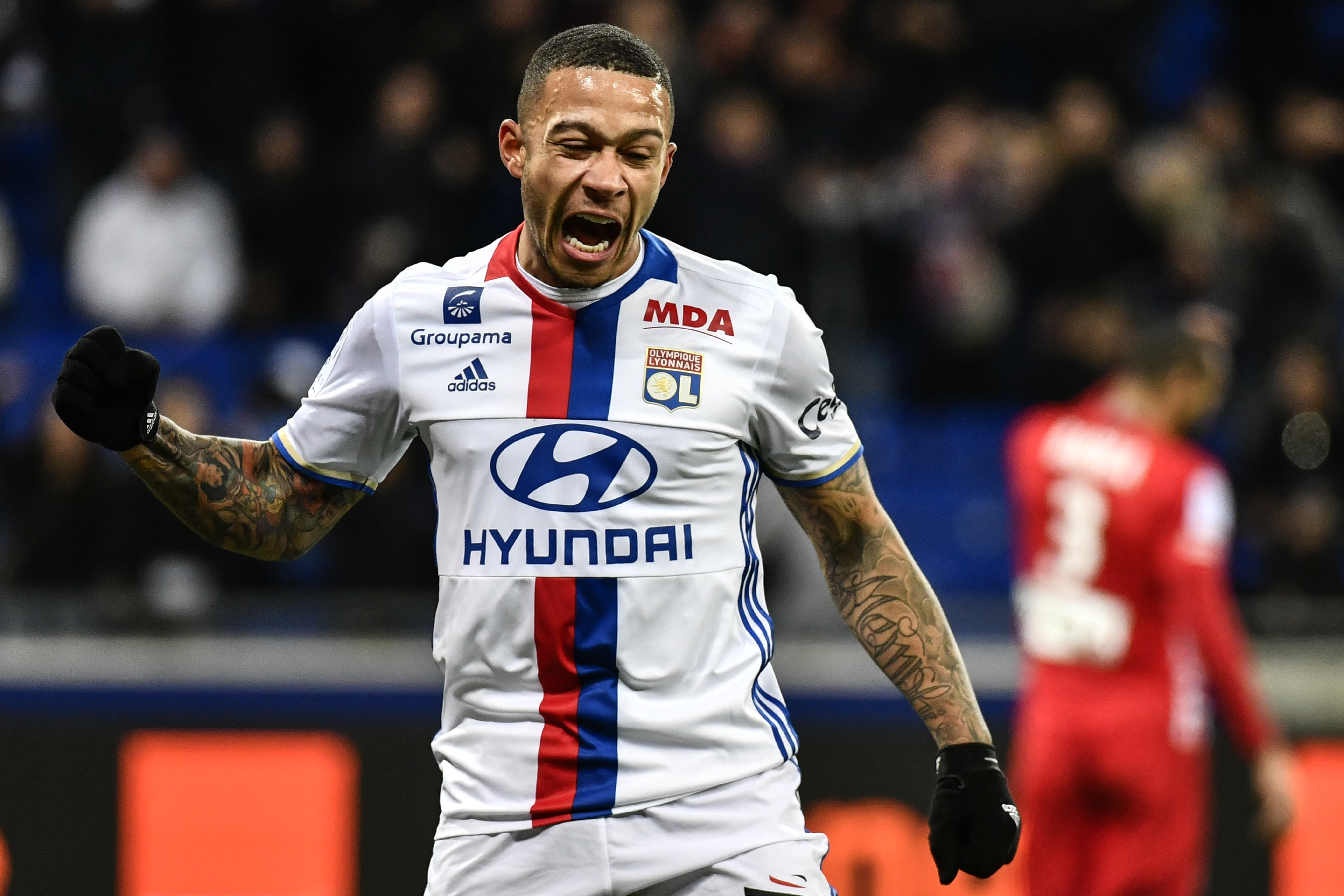 Memphis Depay's tweet spectacularly backfires as Manchester United flop hits new low at Lyon