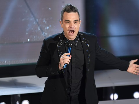 Robbie Williams pulls out of judging role in Let It Shine final due to an ailment