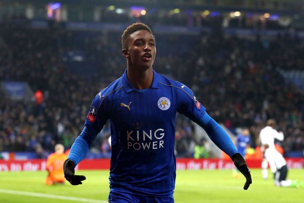 Liverpool eyeing Demarai Gray transfer from struggling Leicester City