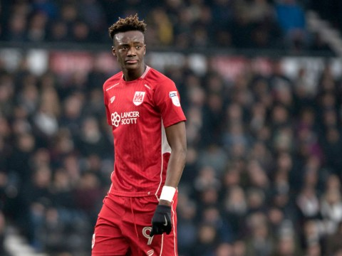 Tammy Abraham returns to Chelsea for treatment on thigh injury