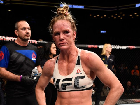 Holly Holm calls for rematch with Germaine de Randamie as Dana White slams UFC 208 refereeing
