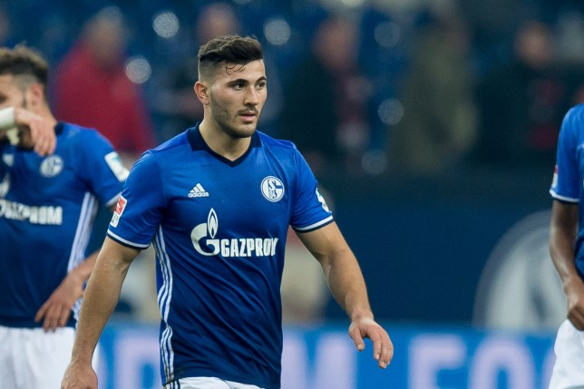 12673dc2dee Sead Kolasinac has reportedly agreed a deal to join Arsenal in the summer  (Picture  Getty)
