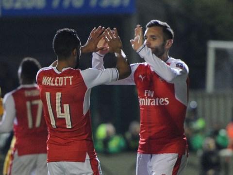 Arsene Wenger admits he cannot guarantee Lucas Perez regular football at Arsenal