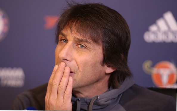 Chelsea boss Antonio Conte reveals his favourite player of all-time