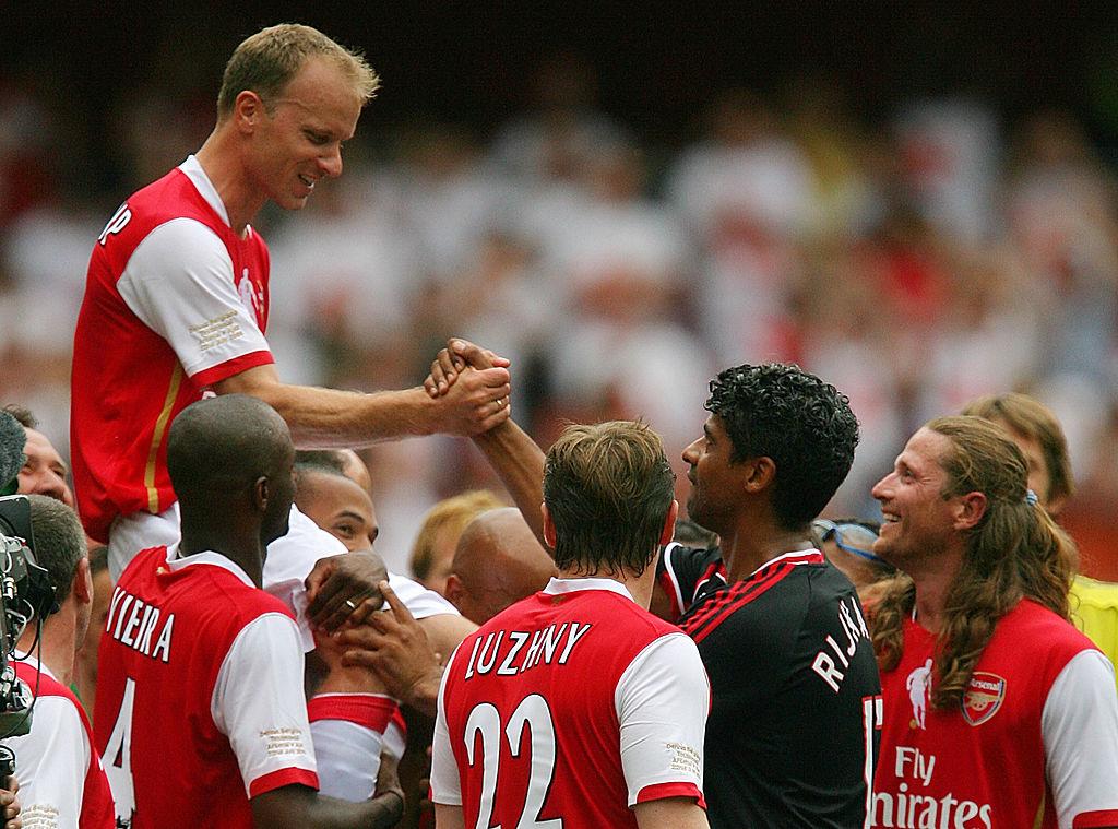 Dennis Bergkamp could make return to Arsenal as academy director