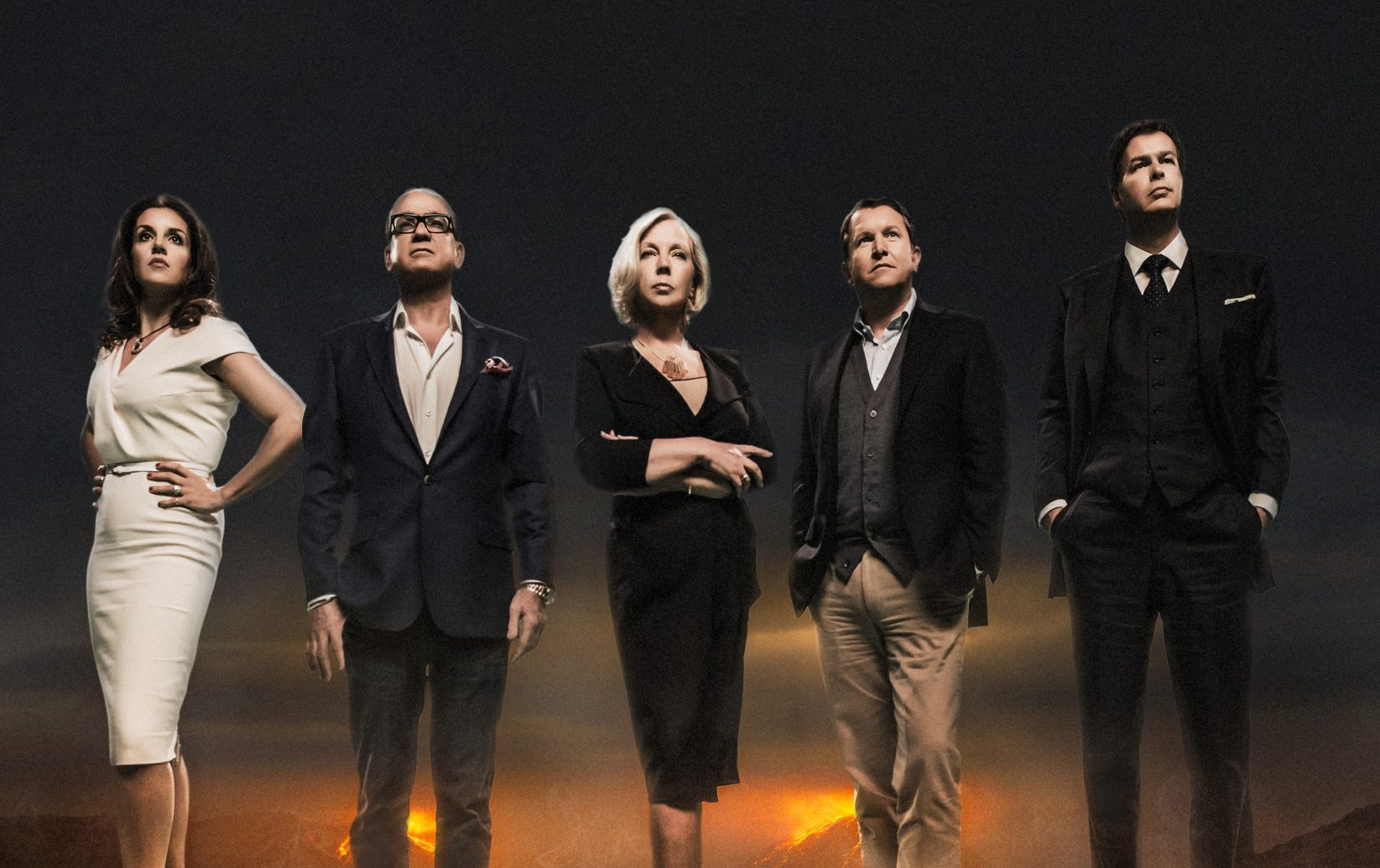 Sarah Willingham and Nick Jenkins are out! Two quit Dragons' Den