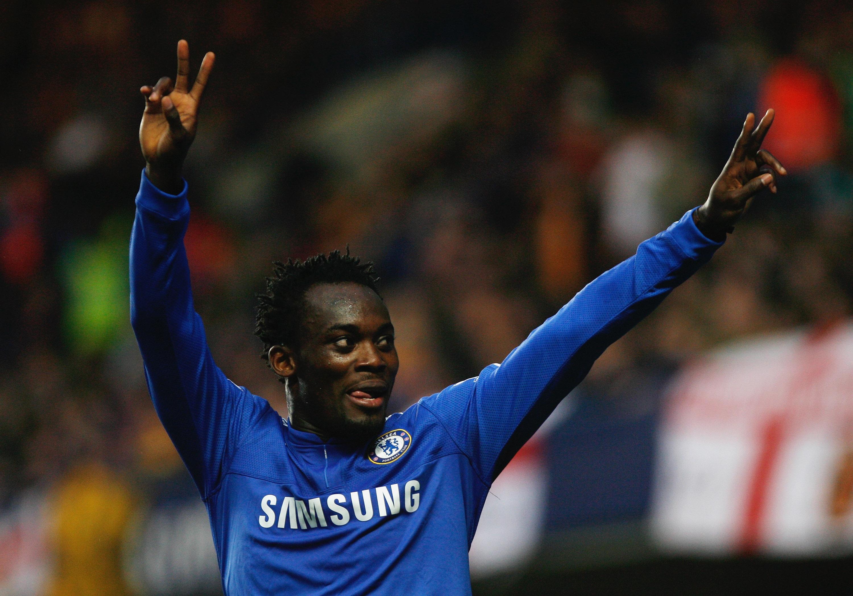 Chelsea legend Michael Essien linked with HNK Rijeka transfer