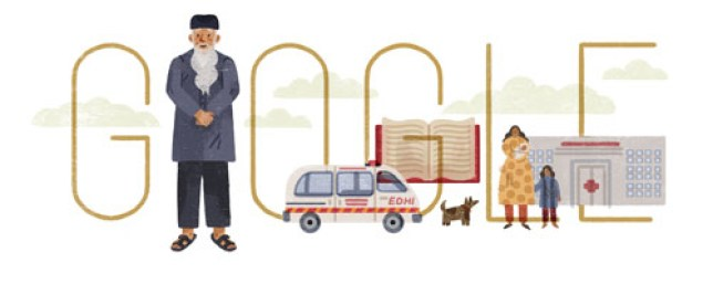 Today would have been Abdul Sattar Edhi's 89th birthday (Picture: Google)