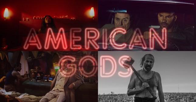 American Gods explainer (Alex Moreland)