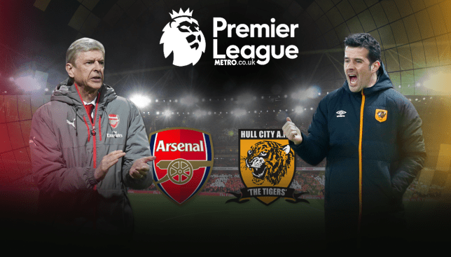 Arsenal v Hull preview Credit: Getty/PA