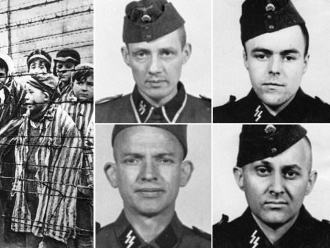 Faces of Nazism: Auschwitz guards who murdered 1.1 million Jews named in online database